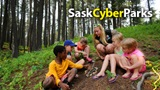 Outdoor Classroom and SaskCyberParks