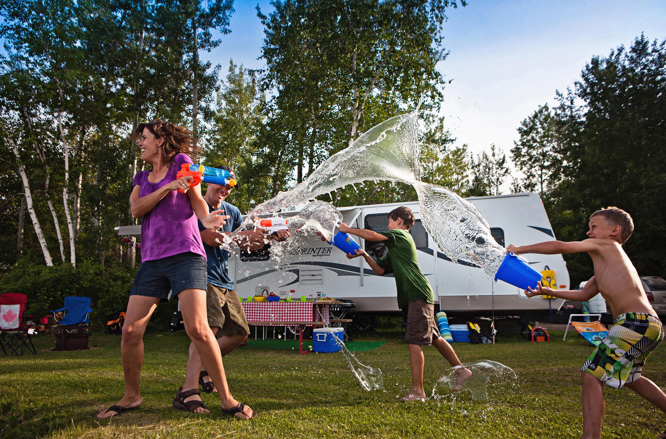 Camping | Tourism Saskatchewan