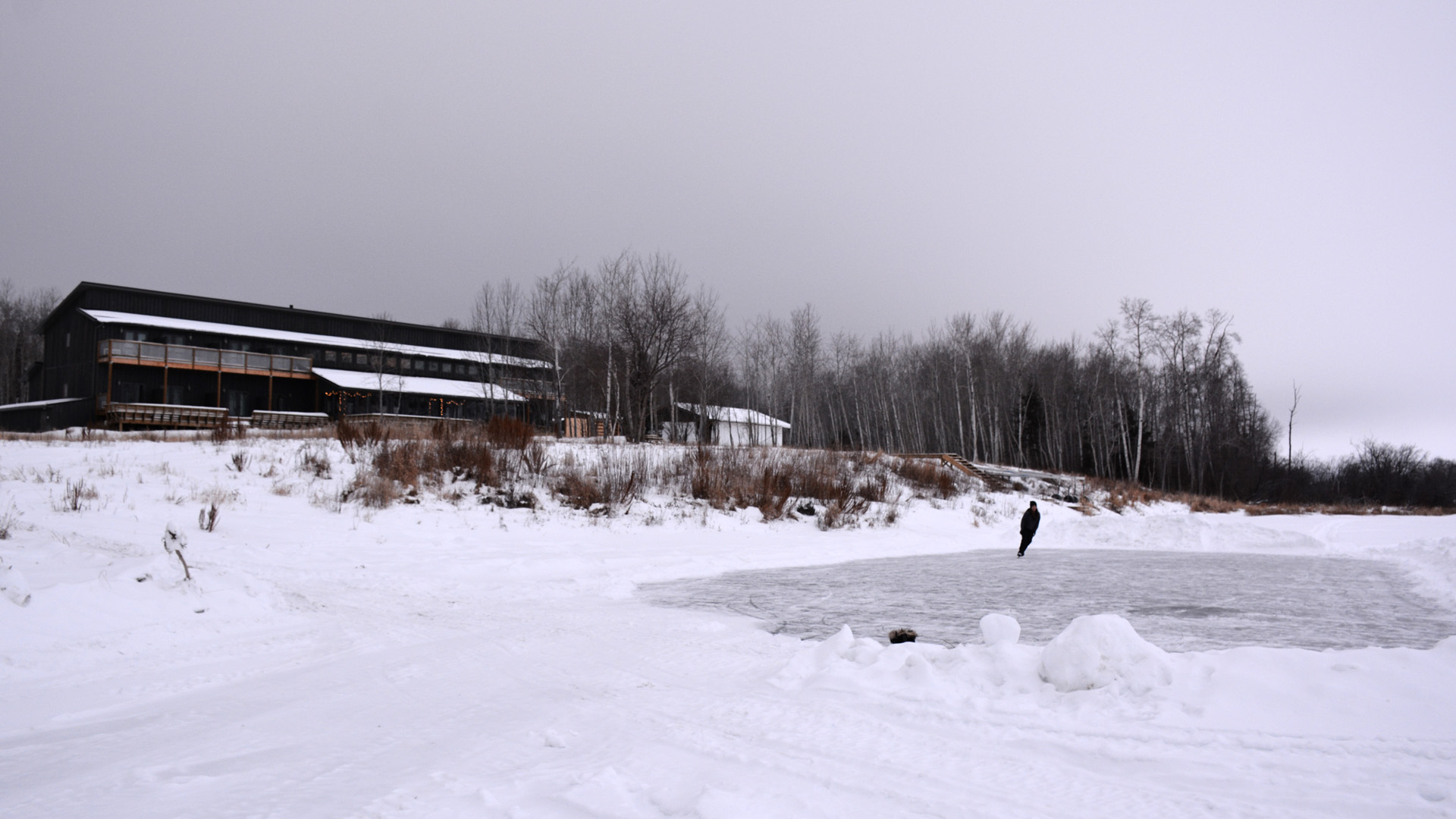 Meadow Lake Provincial Park Winter