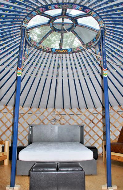 Yurt Tourism Saskatchewan