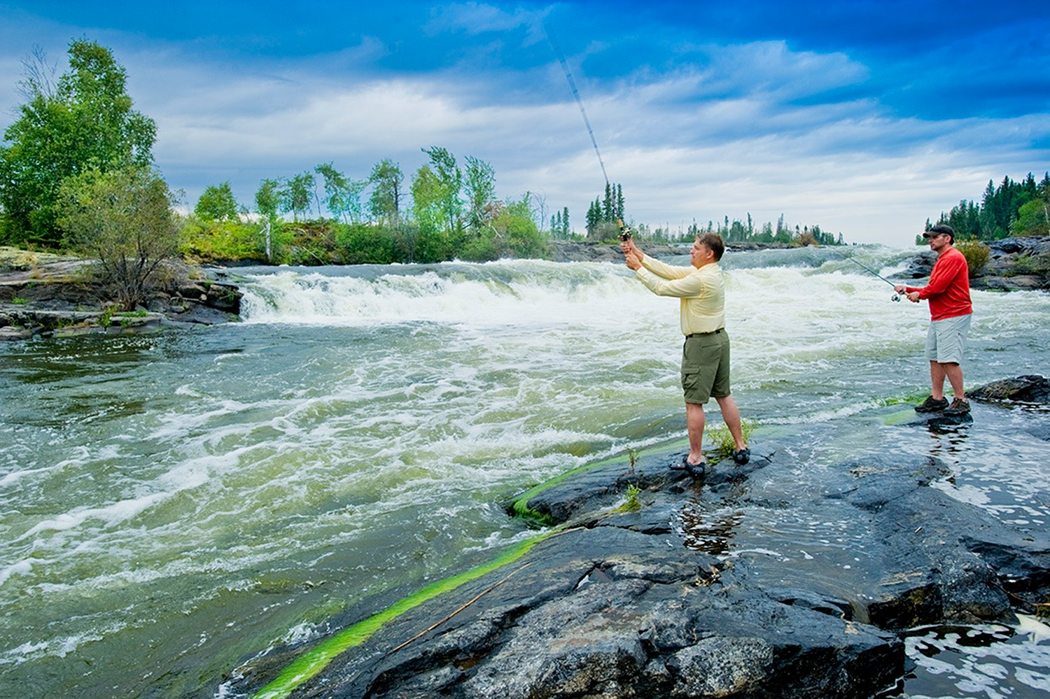 Fishing photos tourism saskatchewan for Places to go fishing